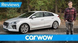 Download Hyundai Ioniq hybrid 2018 in-depth review | Mat Watson Reviews Video