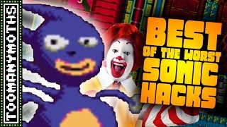 Download Best of the Worst Sonic the Hedgehog ROM Hacks Video