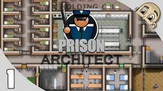 Download Prison Architect 2.0 - Ep. 1 - Welcome To Hell! - Lets Play Prison Architect Gameplay Video
