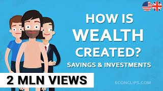 Download 💰 How is Wealth Created | Savings and Investments Video