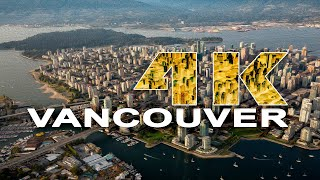 Download VANCOUVER   BRITISH COLUMBIA , CANADA - A TRAVEL TOUR - 4K UHD Video