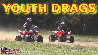 Download YOUTH DRAG RACING...ADIRONDACK ATV RIDERS CLUB. THIS VIDEO IS FOR THE KIDS. Video
