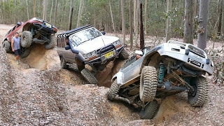 Download 4x4 Challenge @ Whitemans Lane Video