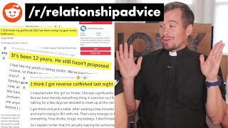 Download British Priest Gives Relationship Advice on Reddit?! Video