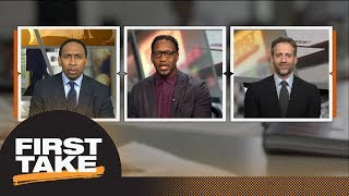 Download Stephen A., Tracy McGrady and Max have LeBron James vs. Michael Jordan debate | First Take | ESPN Video