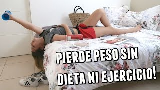 Download 10 TRUCOS PARA PERDER PESO SI ERES FLOJA! | What The Chic Video