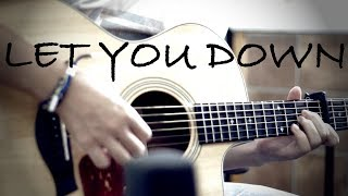 Download NF - Let You Down - Fingerstyle Guitar Cover by Harry Cho Video