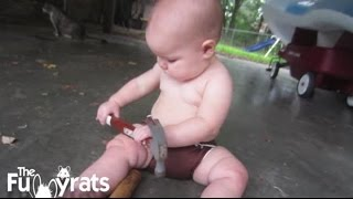 Download 26 manly things to do with a cute baby boy Video