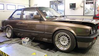 Download BMW e30 m52 turbo winter maintenance. S02E07 Dyno Time! Video