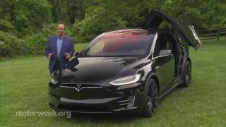 Download MotorWeek | Road Test: 2016 Tesla Model X Video