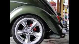 Download VW Restoration Beetle 1965 - Turbo Green Video