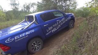 Download 2017 Toyota Hilux off road test (4K) Video