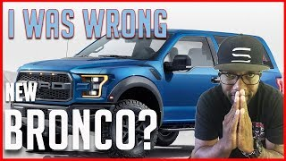 Download 2021 Ford Bronco | Have You Seen Spy Photos of the New Bronco? Video