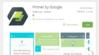 Download Google Primer - App By Google Learn Team Video