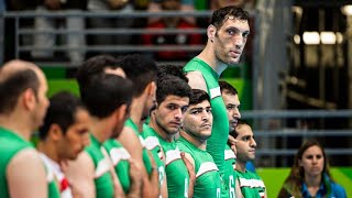 Download Morteza Mehrzad 246 cm | The Tallest Volleyball Player In The World (HD) Video