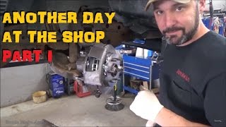 Download Another Normal Day At The Shop - Part I Video