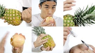 Download PPAP 🍍🍎✒️ performed with pineapples, apples, and pens. Video