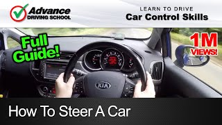 Download How To Steer A Car | Learning to drive: Car control skills Video