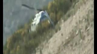 Download Acidente de helicóptero na Serra da Estrela Video