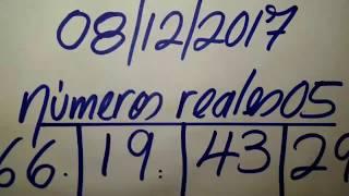 Download NÚMEROS PARA HOY 08/12/17 DE DICIEMBRE PARA TODAS LAS LOTERÍAS..!! Video