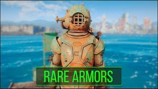 Download Fallout 4: Top 5 Secret and Unique Armors You May Have Missed in the Wasteland – Fallout 4 Secrets Video