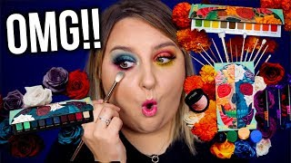 Download OMG!! TESTING THE MELT COSMETICS AMOR ETERNO COLLECTION Video