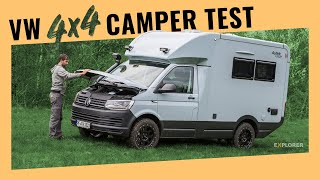 Download VW T6 4motion Offroad-Camper – Test des Woelcke Autark Crosser compact Video
