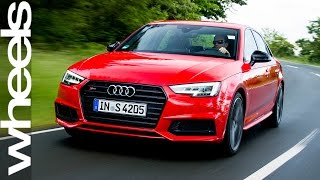Download Audi S4 Review | New Car Reviews | Wheels Australia Video