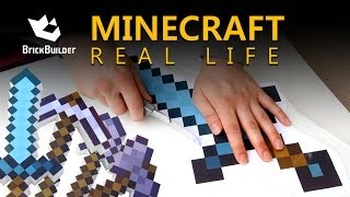 Download Making tools for Minecraft Real Life Video