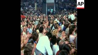 Download SYND 20-6-72 CASTRO ADDRESSES MASS RALLY IN EAST GERMANY Video