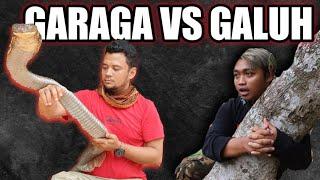 Download GALUH CUISINE DI SAMBER GARAGA   LARI KOCAR KACIR Video
