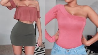Download Fall Try-On Haul! | FashionNova Video