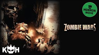 Download Zombie Wars: Battle of the Bone | Full Horror Movie Video