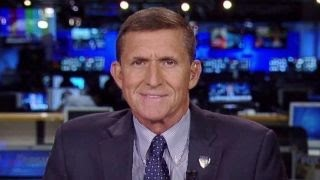 Download Gen. Michael Flynn reacts to criticisms from Colin Powell Video