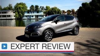 Download Renault Captur SUV expert car review Video
