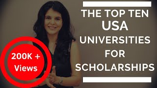 Download Top 10 Universities In USA Where You Can Study For Free | Study in USA for Free | Scholarships Video