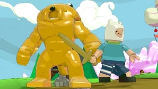 Download LEGO Dimensions - Jake the Dog - All Transformations (Adventure Time) Video
