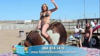Download How to ride a mechanical bull, Mechanical Bull Rides, Arizona Video