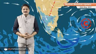 Download Weather Forecast for May 25: Rain in Himachal, Uttarakhand, Hot weather in Delhi, Haryana Video
