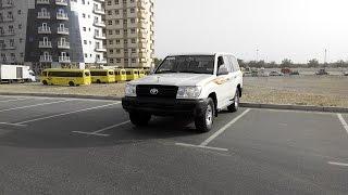 Download Toyota Land Cruiser 105 Diesel Year 2006 in Dubai Video