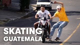 Download The Unknown Skate Spots Of Guatemala Video