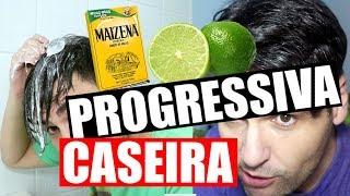 Download PROGRESSIVA CASEIRA SEM QUÍMICA $$   Masculina e Feminina   AMIDO DE MILHO E LIMÃO Video