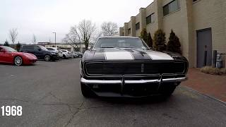 Download 1968 Chevrolet Camaro Z28 Rally-Sport Coupe Video