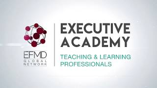 Download Teaching & Learning Executive Academy by EFMD Global Network Video
