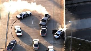 Download TheBestOf - Police Pursuits PIT MANEUVER Compilation (BEST MOMENTS when Officers do PIT Maneuver) Video