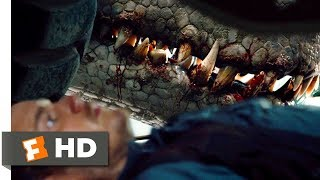 Download Jurassic World (2015) - It's In There With You Scene (2/10) | Movieclips Video