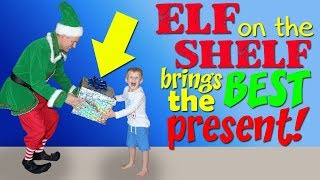 Download Look What Our Elf Brought Us! Video