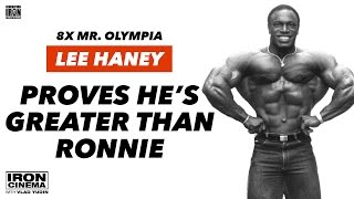 Download Lee Haney Proves He's Greater Than Ronnie Coleman | Iron Cinema Video