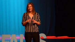 Download How do you cope with the trauma you didn't experience? | Leah Warshawski | TEDxTwinFalls Video