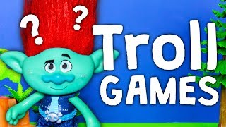 Download TROLLS Dreamworks Poppy and Branch Funny Educational Toy Games Video